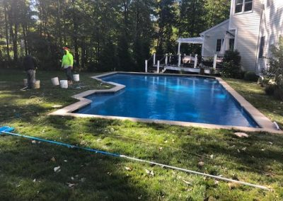 Pool Maintenance in Bucks County PA